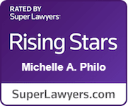 Rated By Super Lawyers Rising Stars Michelle Philo